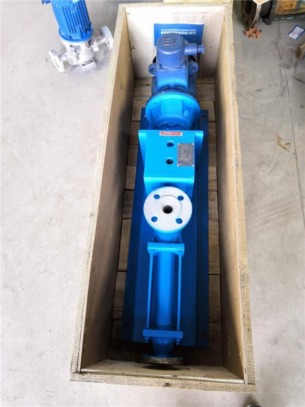 长导程衬氟单螺杆泵 (1)