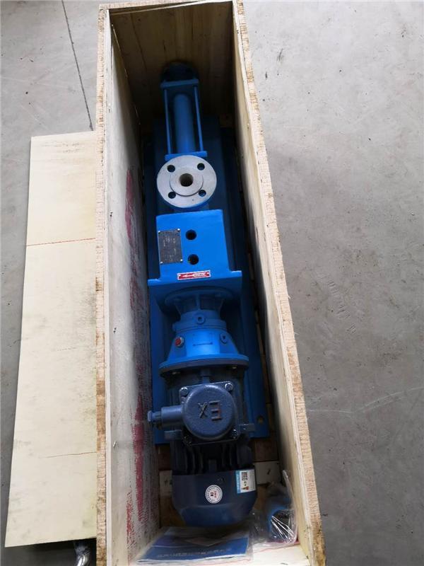 长导程衬氟单螺杆泵 (2)