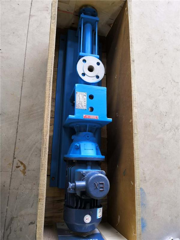 长导程衬氟单螺杆泵